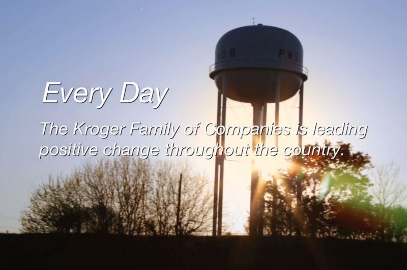 Community The Kroger Co