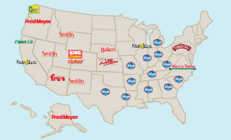 Newsroom - The Kroger Co. on nordstrom map, shoprite map, fred meyer map, piggly wiggly map, winn dixie map, regions bank map, publix map, at&t map, walmart map, wegmans map, costco map, toys r us map, lowe's map, target map, sams club map, albertsons map, kmart map,